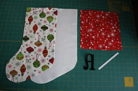 free pattern for lined christmas stocking christmas stockings tutorial sew like my mom