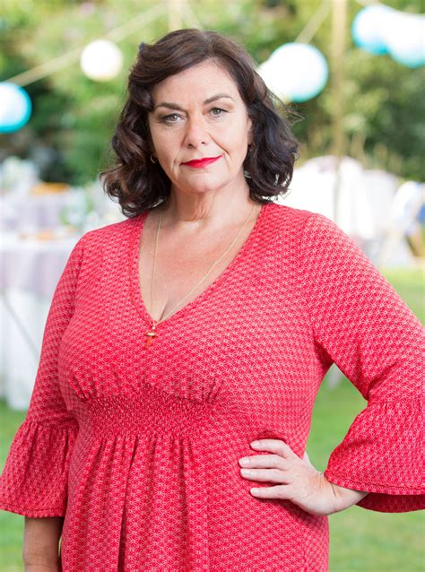 awn french why dawn french s new drama is delicious woman and home