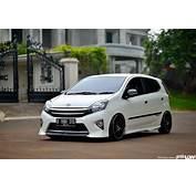 Seputar Tips Cara Modifikasi Toyota Agya TRD Sportivo