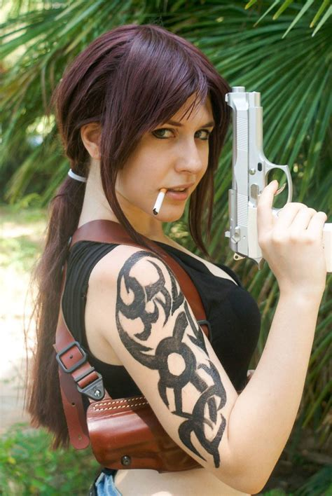 top 20 best revy cosplay from black lagoon online fanatic