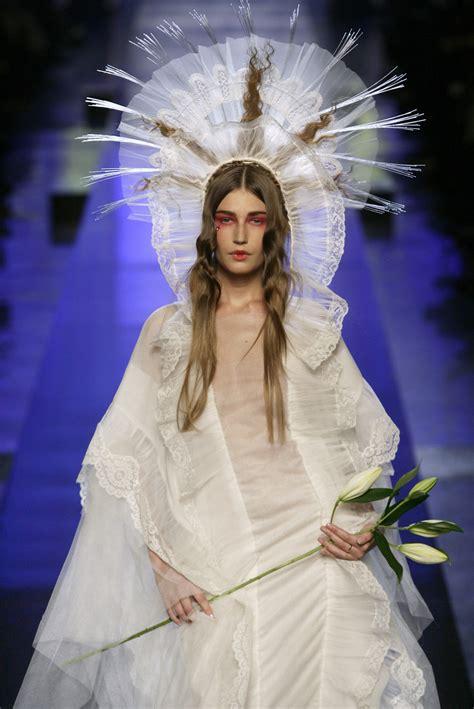 Jean Paul Gaultier Summer 2007 Haute Couture Length by Jean Paul Gaultier At Couture 2007 Livingly