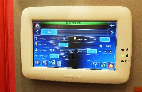 honeywell tuxedo touch panel is a trojan automation