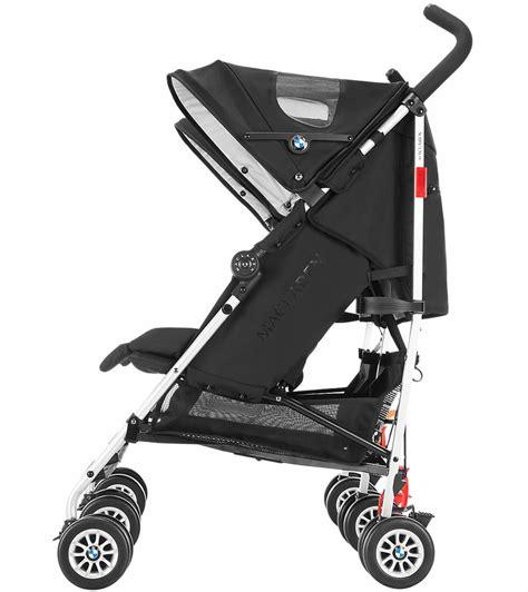 maclaren bmw stroller black
