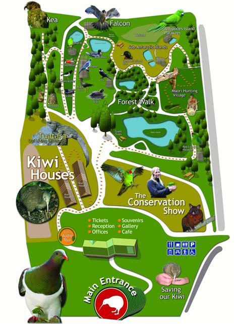 theme park queenstown visitor information kiwi birdlife park