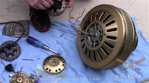 Fasco Ceiling Fan Parts by Fasco World S Fair Ceiling Fan Flywheel Replacement