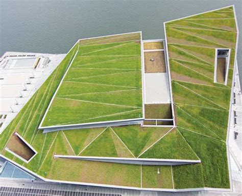 vancouver convention centre green roof flynn group of tech note sustainable architecture and building magazine