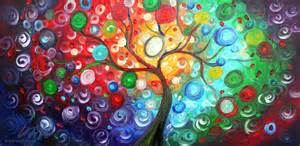paint colorful colorful painting by luiza vizoli 5 preview