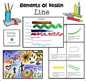 design elements lesson plan elements of design line art lesson from www
