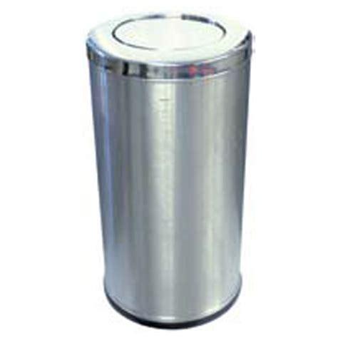 Jual Alat Peras Jeruk Stainless Steel Murah jual harga murah krisbow kw1800522 waste bin s steel matt 80l swing type kw1800525