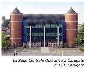 in linea bcc bcc carugate terzo trimestre 2011 in utile e in linea con