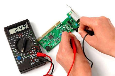 test resistors circuit board this is mine