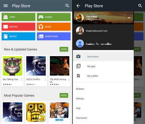 Play Store Account How To Manage Or Gmail Accounts On Android