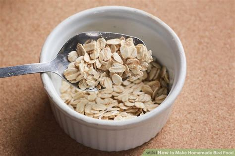 how to make homemade bird food 15 steps with pictures