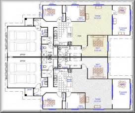 3 bedroom duplex plans 3 bedroom duplex with double garage duplex home designs