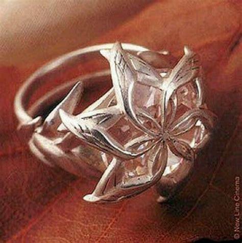 nenya galadriel s ring lotr jewelry