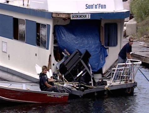trial set in shuswap boat crash kamloops news castanet net - Houseboat Accident