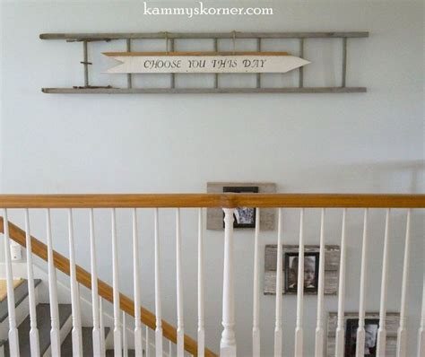 Ladders For Decorating Stairs by 17 Best Ideas About Wood Siding On Rustic