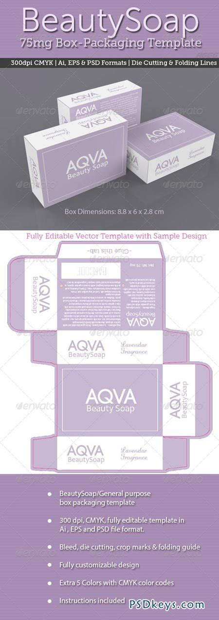 Beautysoap Box Packaging Template 2456790 187 Free Download Photoshop Vector Stock Image Via Soap Box Packaging Template