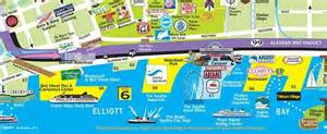 Seattle Attractions Map by Reliable Index Image Seattle Downtown Tourist Map