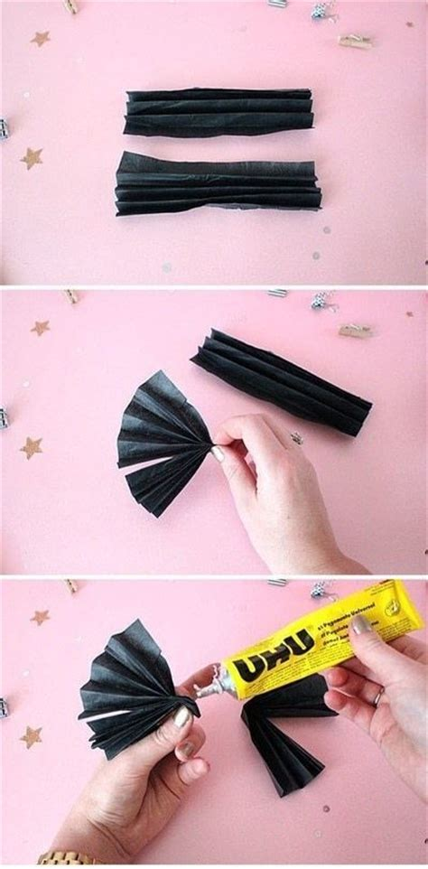 Make A Bow Out Of Tissue Paper - how to make a tissue paper bow 183 how to make a gift bow
