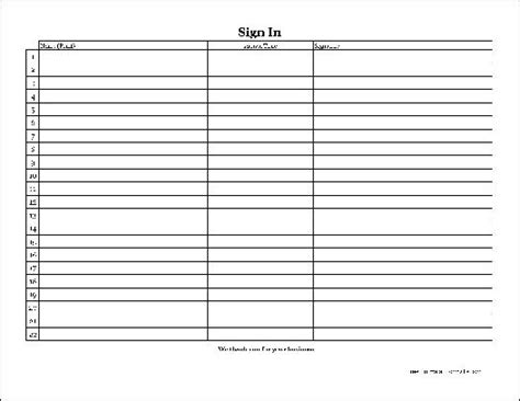 salon sign in sheet template salon sign in sheet template pictures to pin on