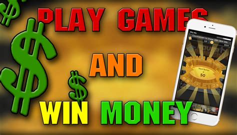 Free Ways To Win Money - big time win real money by playing free games on your