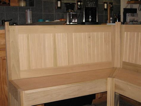 kitchen corner benches kitchen corner bench for a nook by 7kcraftsman