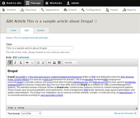drupal theme editor wysiwyg ckeditor in drupal 8 the new possibilities