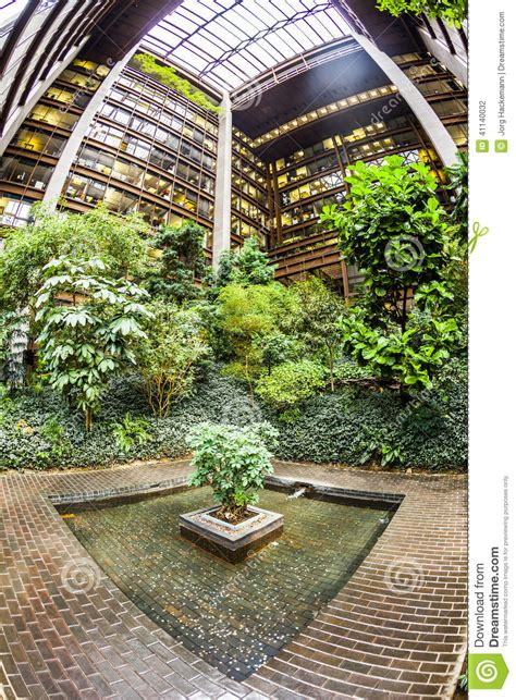 what is the ford foundation building of the ford foundation editorial photography