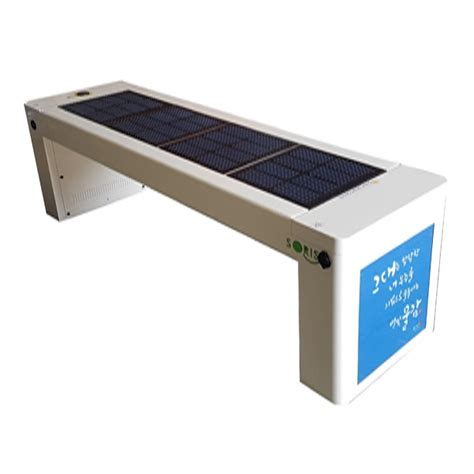 solar bench tank solar smart bench hanchuk tech co ltd