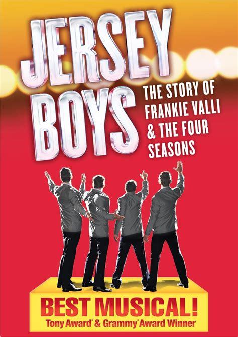 jersey boys broadway jersey boys broadway poster