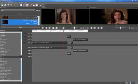 videolan tutorial videolan movie creator editor video non lineare