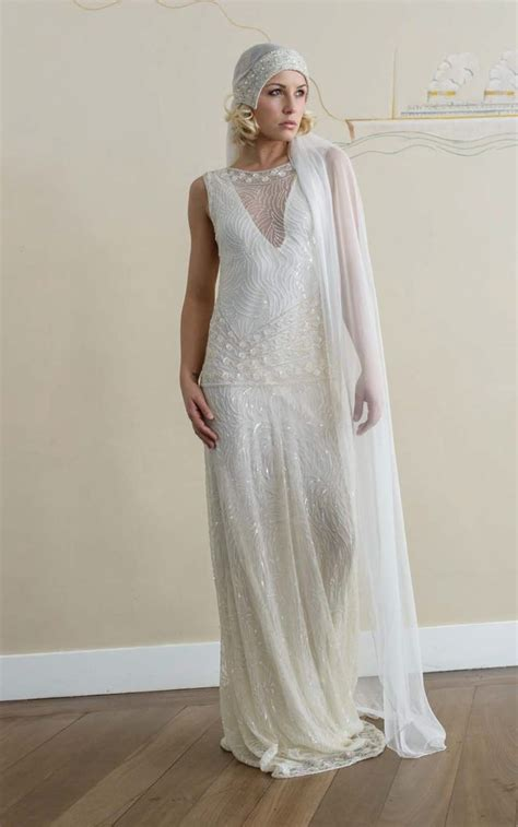 vicky rowe a debut collection of 1920s and 1930s inspired juliet style wedding dresses update may fashion 2018