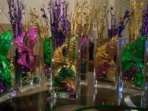 mardi gras centerpieces mardi gras themed centerpieces mardi gras