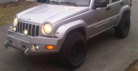 front winch bumper jeep liberty   kj bluelakeoffroad
