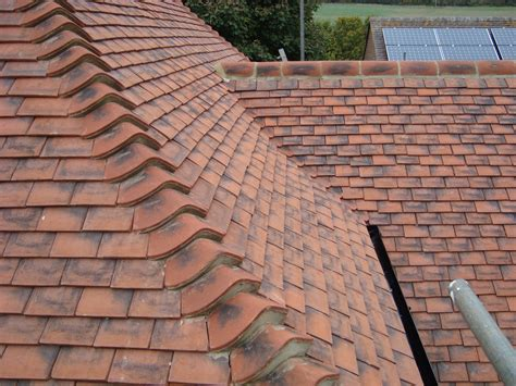 Roof Hip Tiles comprehensive coverings petham school clay tiled roofs comprehensive coverings