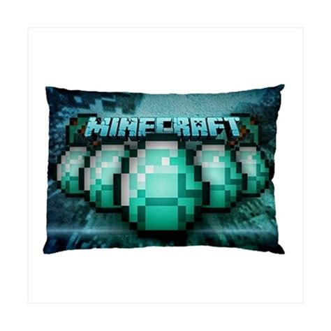 minecraft pillow on stuff