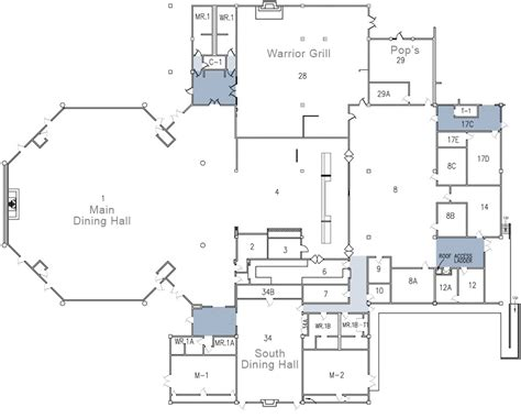 floor plan of cafeteria floor plan of cafeteria restaurant floor plan for tenant