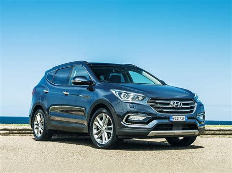 price on hyundai santa fe 2016 hyundai santa fe review caradvice