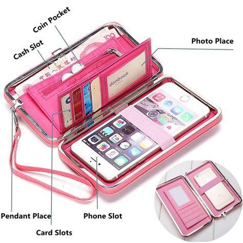 Wallet Dompet Velvet Umbrella 1 universal umbrella 5 5 inch phone wallet purse