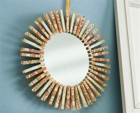 Home Decor Hiasan Dinding Pompom Crochet Wall Hanging Tosca Biru 30 easy upcycled and creative diy clothespin crafts idea