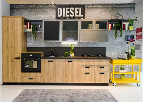cucine scavolini diesel cucina diesel lo stile di scavolini a eurocucina