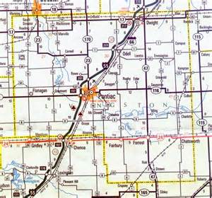 livingston county map illinois illinois hotels