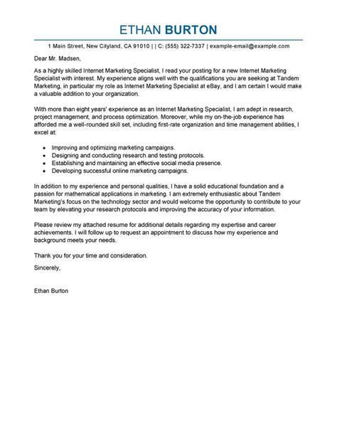 social media specialist cover letter marketer and social media cover letter exles