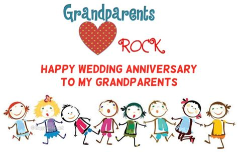 Wedding Anniversary Wishes For Grandparents anniversary wishes for grandparents from grandchildren