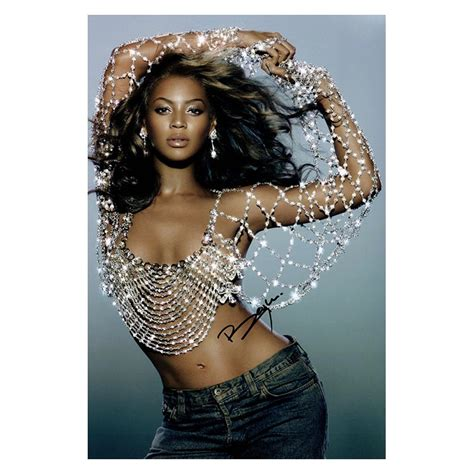 beyonce dangerously in go autographs