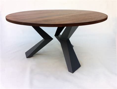 modern 60 bird leg dining table seats 8