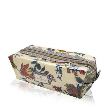 Armando Caruso Odette Cosmetic Pouch 3773bg jual accessories odette cosmetic pouch beige sociolla