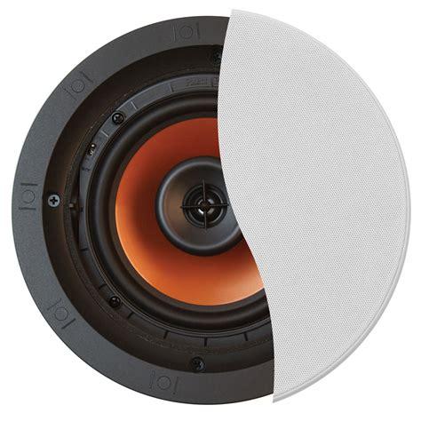 klipsch cdt 3650 c ii in ceiling speaker 1014141 b h photo