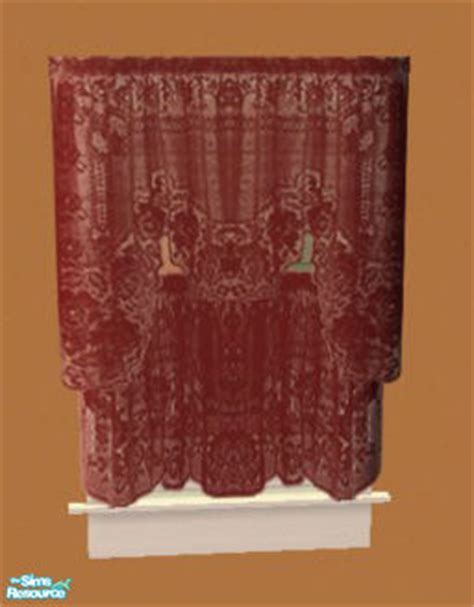 burgundy lace curtains rebelxgirl s burgundy antique lace curtains